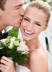 Your cosmetic dentist in Bothell can help make your wedding day as perfect as you've always pictured it.